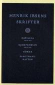 """Henrik Ibsens skrifter. Bd. 1"" av Henrik Ibsen"