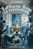 """""""Balthasar Bruns detektivbyrå - mysteriet med den forsvunne katten"""" av I. V. Steinman"""
