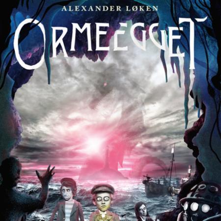 """Ormeegget"" av Alexander Løken"