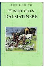 """""""Hundre og en dalmatinere"""" av Dodie Smith"""