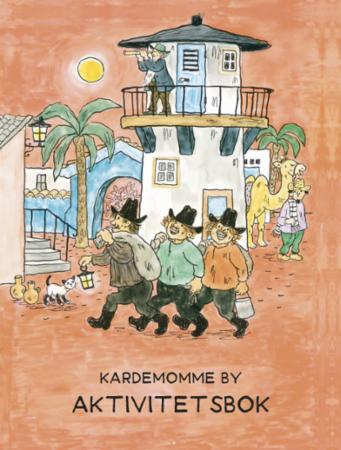 """""""Kardemomme by. Aktivitetsbok"""" av Thorbjørn Egner"""