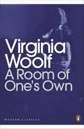 """""""A room of one's own"""" av Virginia Woolf"""