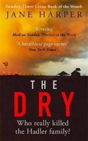 """""""The dry"""" av Jane Harper"""