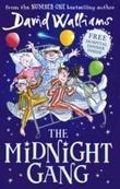 """""""The midnight gang"""" av David Walliams"""