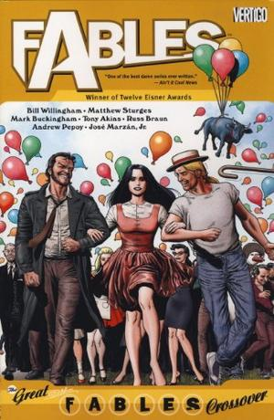 """Fables - Great Fables Crossover (Fables 13)"" av Bill Willingham"