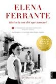"""""""Historia om det nye namnet - unge år"""" av Elena Ferrante"""