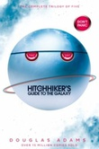"""The hitchhiker's guide to the galaxy omnibus - a trilogy in five parts"" av Douglas Adams"