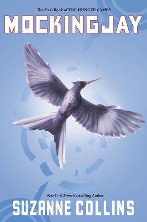 """Mockingjay (the Final Book of the Hunger Games)"" av Suzanne Collins"