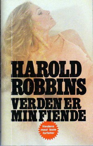 """""""Verden er min fiende"""" av Harold Robbins"""