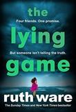 """""""The lying game"""" av Ruth Ware"""