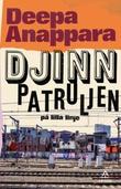 """""""Djinn-patruljen på lilla linje"""" av Deepa Anappara"""