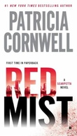 """""""Red mist"""" av Patricia Cornwell"""