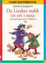 """""""Da Lisabet stakk en ert i nesa"""" av Astrid Lindgren"""