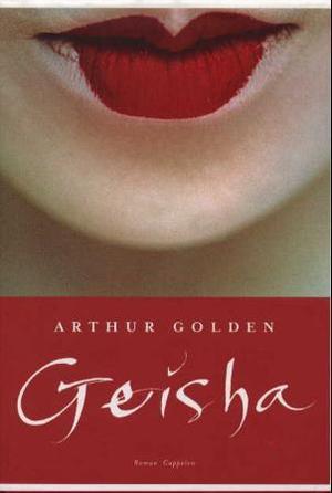 """""""Geisha"""" av Arthur Golden"""