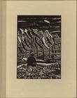 """""""Byen - hundre tresnitt"""" av Frans Masereel"""