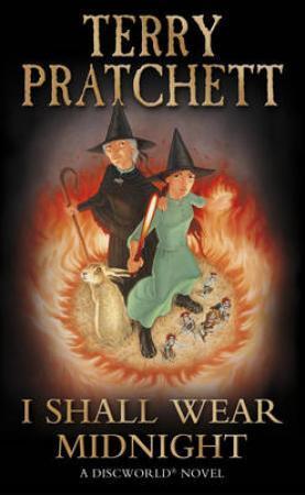 """""""I shall wear midnight"""" av Terry Pratchett"""