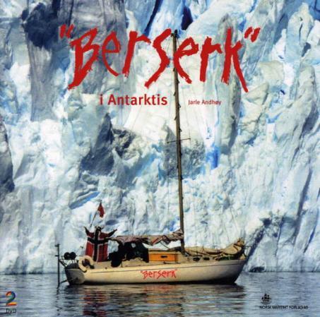 """Berserk i Antarktis"" av Jarle Andhøy"