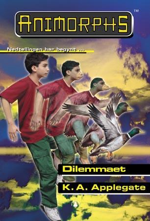 """""""Dilemmaet"""" av K.A. Applegate"""