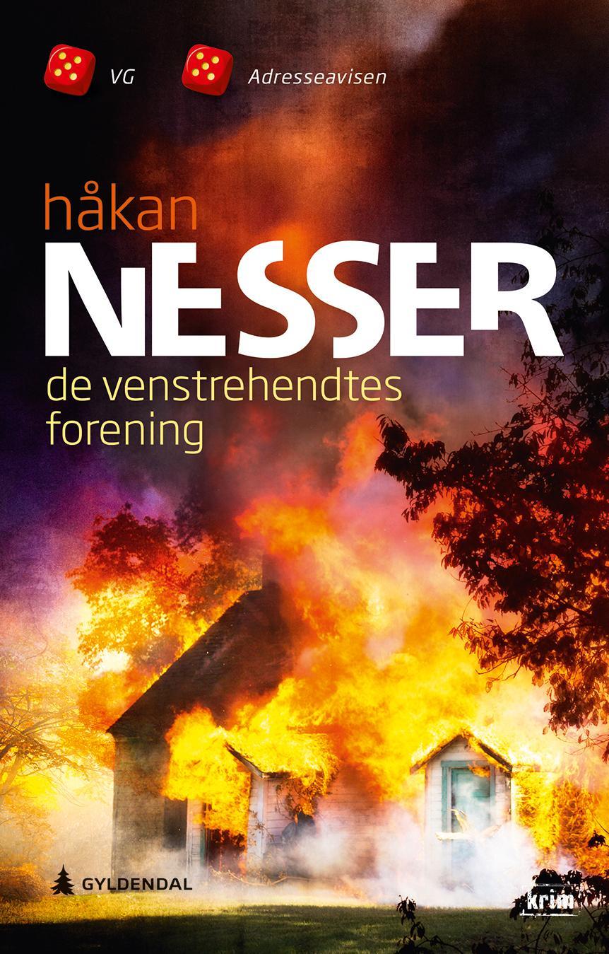 """""""De venstrehendtes forening"""" av Håkan Nesser"""