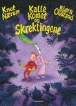 """""""Kalle Komet og skreklingene"""" av Knut Nærum"""
