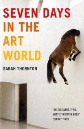 """""""Seven Days in the Art World"""" av Sarah Thornton"""