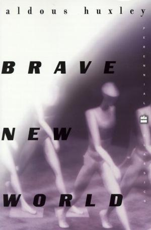 """""""Brave New World (Perennial Classics)"""" av Aldous Huxley"""
