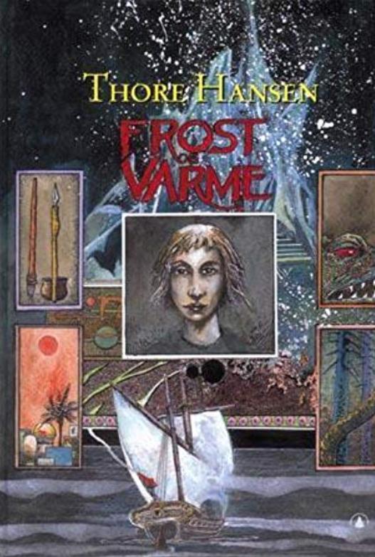 """""""Frost og varme"""" av Thore Hansen"""