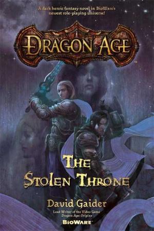 """The Stolen Throne (Dragon Age)"" av David Gaider"