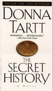 """The secret history - a novel"" av Donna Tartt"