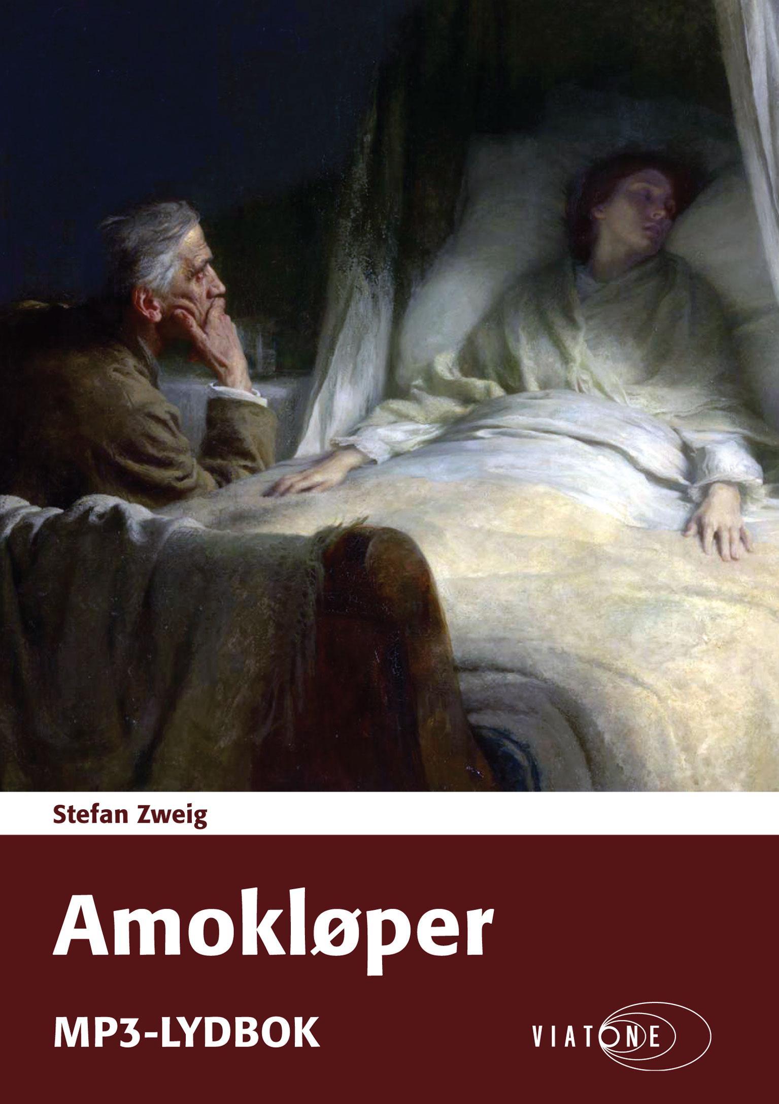 """Amokløper"" av Stefan Zweig"