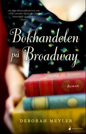 """""""Bokhandelen på Broadway - roman"""" av Deborah Meyler"""