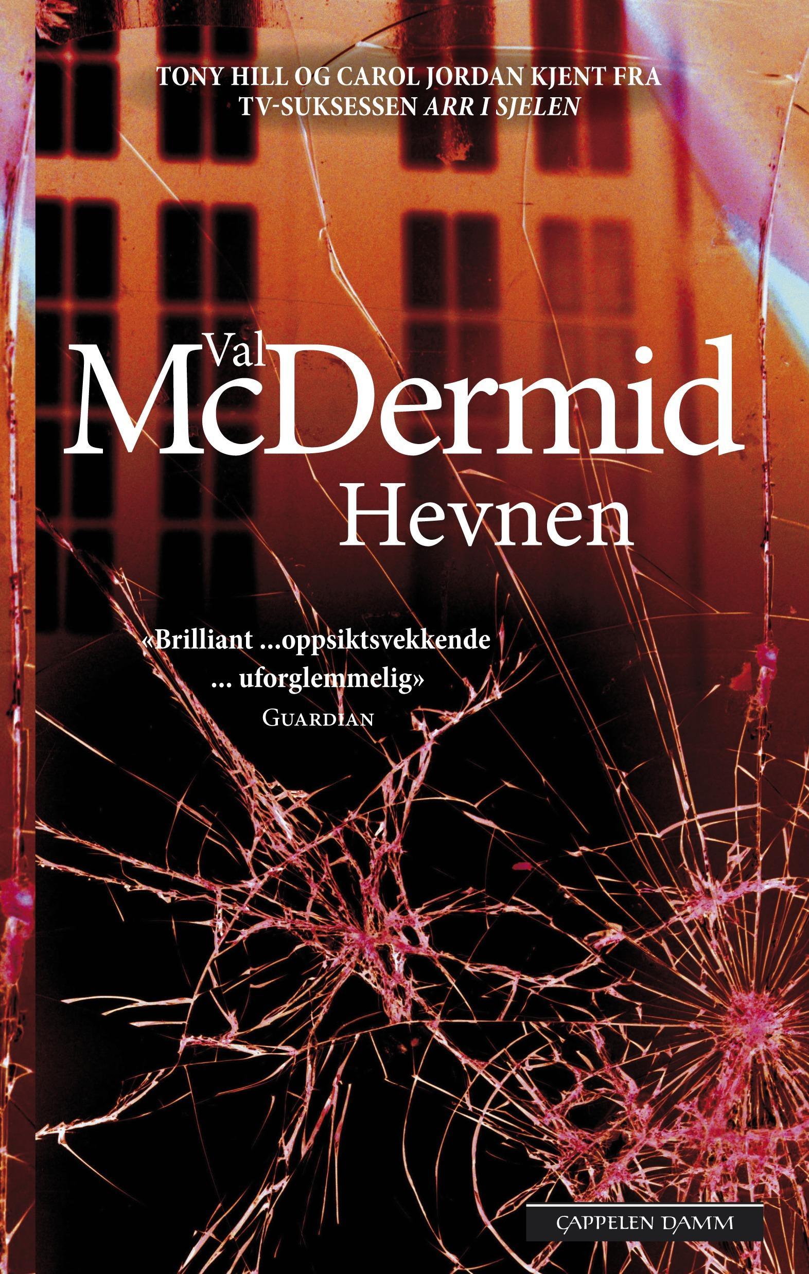 """""""Hevnen"""" av Val McDermid"""