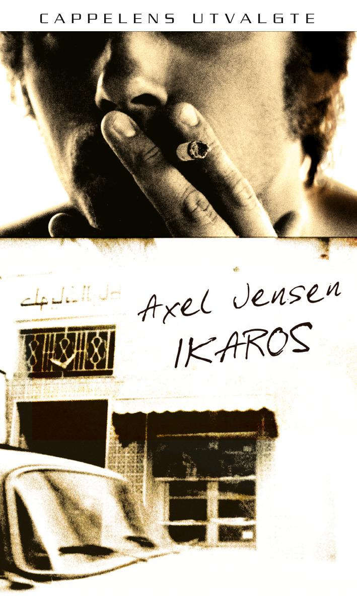 """Ikaros - roman"" av Axel Jensen"