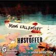 """""""Høstoffer"""" av Mons Kallentoft"""
