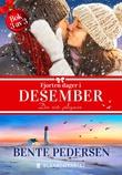 """""""Den siste julegaven"""" av Bente Pedersen"""