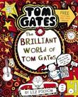 """""""The brilliant world of Tom Gates"""" av Liz Pichon"""