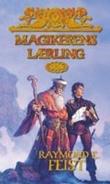 """""""Magikerens lærling - sagaen om riftkrigen første bok del I"""" av Raymond E. Feist"""