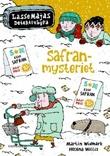 """""""Safranmysteriet"""" av Martin Widmark"""