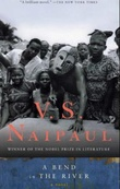 """""""A bend in the river"""" av V.S. Naipaul"""