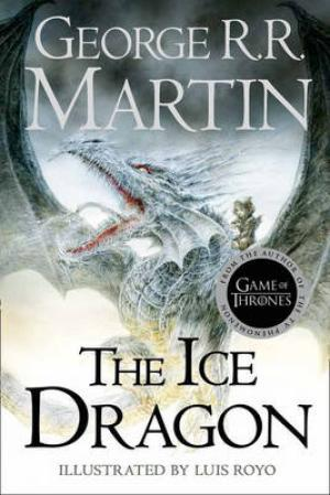 """The ice dragon"" av George R.R. Martin"