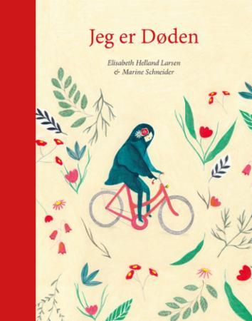 """""""Jeg er Døden"""" av Elisabeth Helland Larsen"""