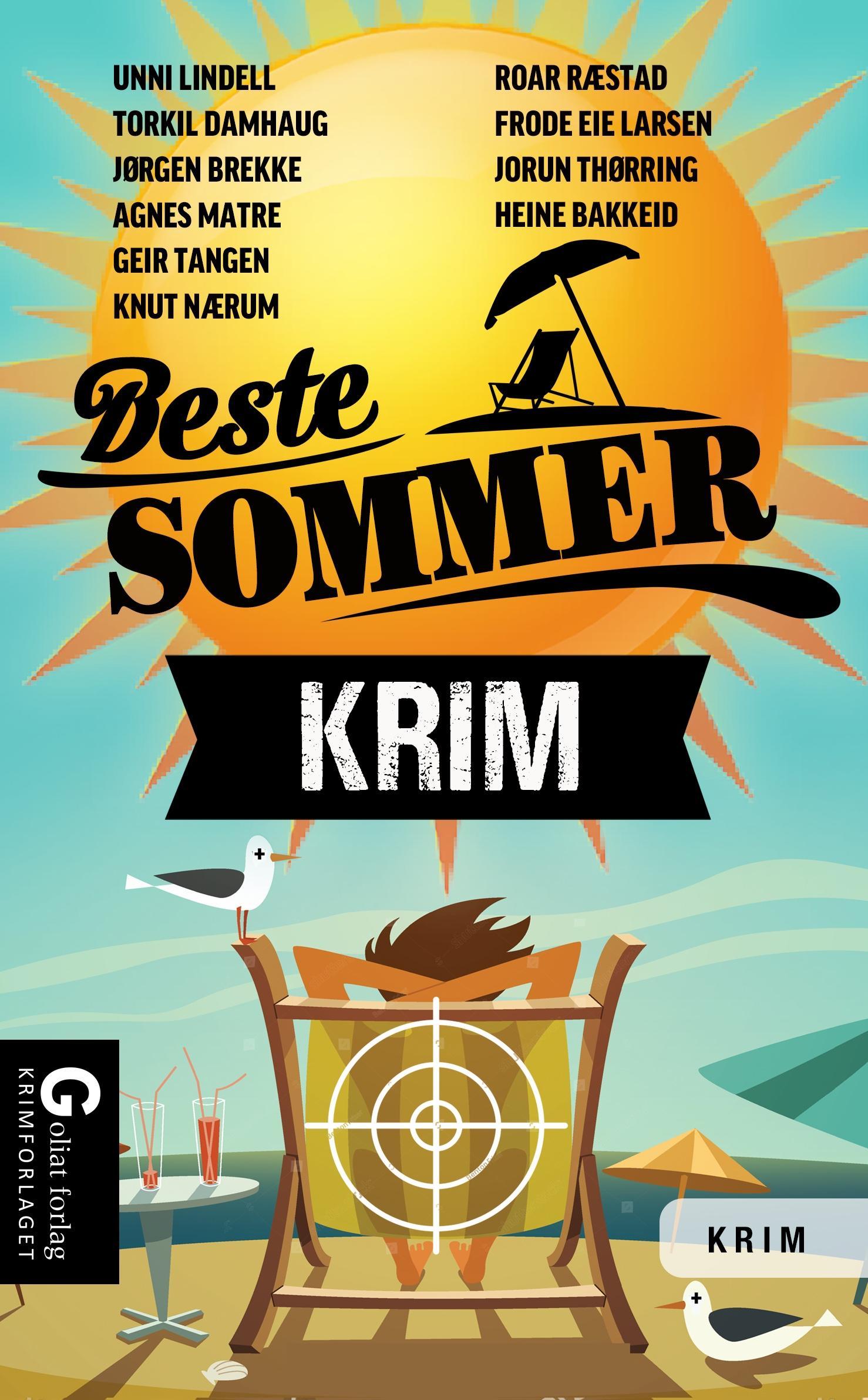 """""""Sommerkrim"""" av Unni Lindell"""