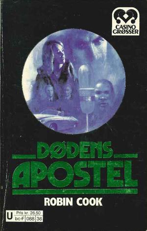 """""""Dødens apostel"""" av Robin Cook"""