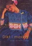"""""""Dikt i masker - klær du kan strikke"""" av Solveig Hisdal"""