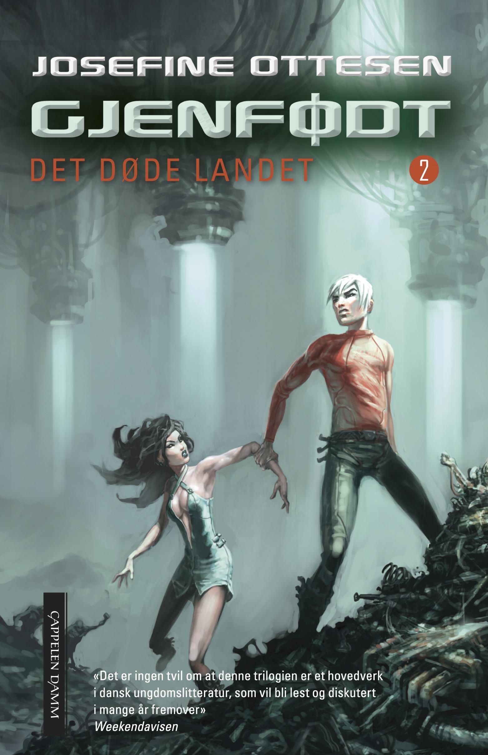 """""""Gjenfødt"""" av Josefine Ottesen"""