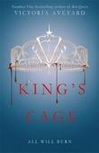 """""""King's cage"""" av Victoria Aveyard"""