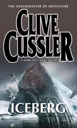 """""""Iceberg"""" av Clive Cussler"""
