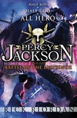 """Percy Jackson and the battle of the labyrinth - book 4"" av Rick Riordan"