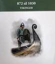"""""""872 til 1030 - vikinger"""" av Kim Hjardar"""