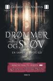 """""""Drømmer og støv - bok 5 - del 1"""" av George R.R. Martin"""